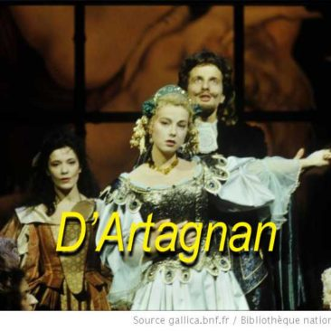 1988 D'Artagnan