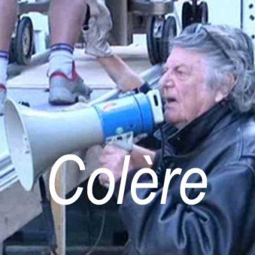 2010 Colère