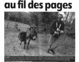 Voyage Avec Un Âne Presse3