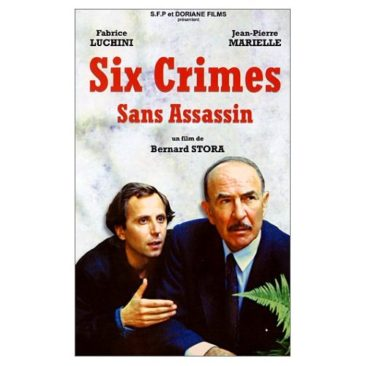 1990 Six crimes sans assassin